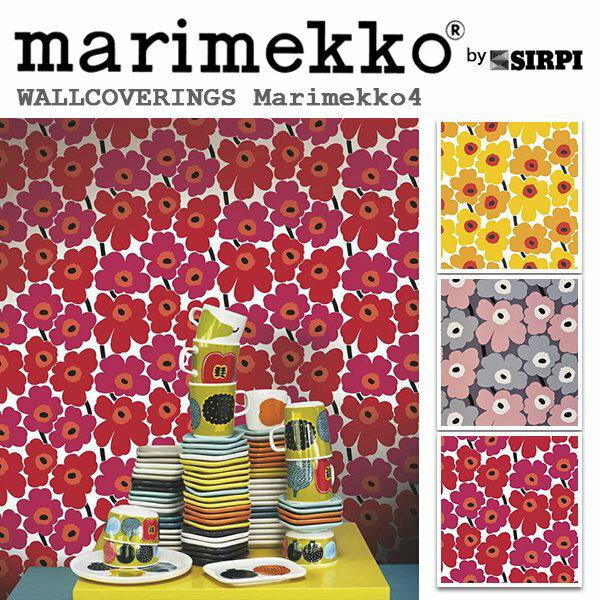 輸入壁紙/フィンランド(生産はイタリア)製/Marimekko4(マリメッコ4):marimekko(マリメッコ)メーカー品番:17900,17903,17904,/PIENI UNIKKO(ピエニ ウニッコ)/1ロール(巾53cmX10.05m)単位販売/不織布