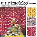 輸入壁紙/フィンランド(生産はイタリア)製/Marimekko4(マリメッコ4):marimekko(マリメッコ)メーカー品番:17900,17903,17904,/PIENI UNIKKO(ピエニ ウニッコ)/1ロール(巾53cmX10.05m)単位販売/不織布PVCコーティング