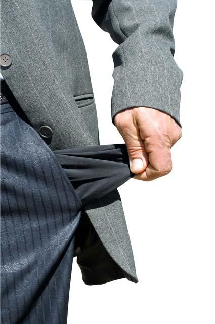 紳士 ジャケットポケット内袋破れ補修