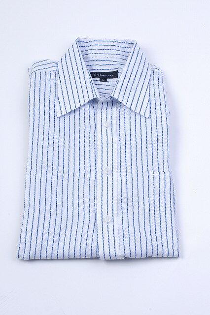 紳士 ワイシャツ袖丈詰め(剣ボロ移動含む)(シル...の商品画像