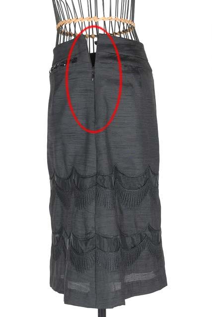 婦人スカート全般ファスナー交換の商品画像