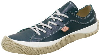 スピングルムーブ SPINGLE MOVE SPM-110 Dark Blue スピングルムーブ SPM-110 dark blue leather sneakers SPINGLE MOVE spingle move