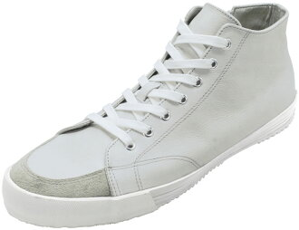 SPINGLE MOVE SPM-356 WHITE スピングルムーブ スピングルムーブ SPM356 White leather sneakers SPINGLE MOVE spingle move