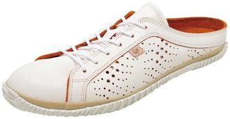 スピングルムーブ SPINGLE MOVE SPM-721 White/Orange sneakers SPM721 white / orange SPINGLE MOVE
