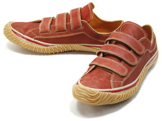 スピングルムーブ SPINGLE MOVE SPM-211 RED スピングルムーブ SPM211 red leather sneakers SPINGLE MOVE spingle move
