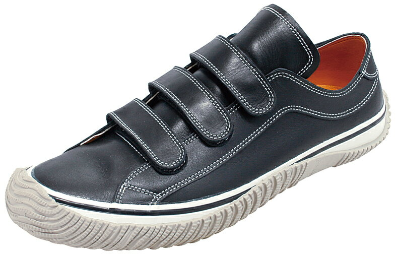 スピングルムーブ SPINGLE MOVE SPM-211 Black スピングルムーブ sneakers spingle move SPM211 black leather sneakers SPINGLEMOVE
