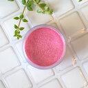 やさしくキュートな、カワイイ系ピンク。クールピンク -Cool Pink-パールマイカ 4gコスメティックグレード(化粧品グレード)(リップ ..