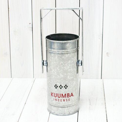 KUUMBA / クンバ『INCENSE BURNER-Regular』(CLEAR)【smtb-KD】【sm15-17】【楽ギフ_包装】【インセンスホルダー】【お香立て】