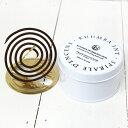 KUUMBA (クンバ)『Coil incense』(GREEN TEA)【楽ギフ_包装】【インセンス】【お香】