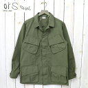 orSlow (オアスロウ)『US ARMY TROPICAL JACKET』(ARMY)