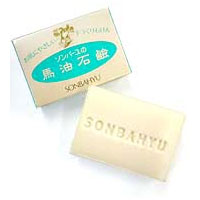 Somber you horse oil SOAP * to the delicate skin of baby's bath