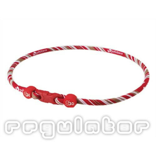 ☆ (, shipping included) RAKUWA X30 45 cm titanium necklaces of Red is casual style * popular