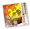【ツイデガイ/健食系インスタントラーメン】健康フーズ みそらーめん 1食 100g