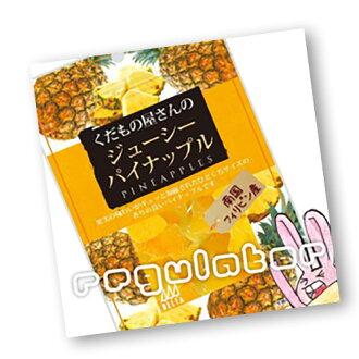 多汁鳳梨水果店 80 g x 10 袋 * 流行乾果包