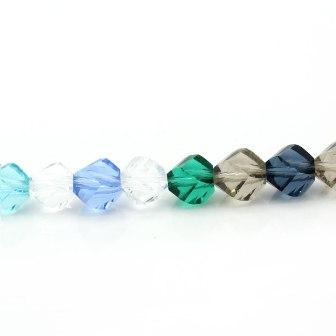 ガラスビーズ140個入手芸ビーズガラス玉◆業務...の紹介画像2