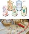 東京アンティークの糸巻き5個セット/糸巻カード大人可愛い糸巻き5点セット♪裏にメッセージも書けるので、ハンドメイド好きな方へのプレゼントとしてもオススメです♪