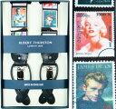 ALBERT THURSTON アルバートサーストン サスペンダー Y型 Famous Iconsプリント柄 サーストン ブランド ブレイシーズ 英国製 2464-A004【送料無料】【楽ギフ_包装】