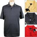【BURBERRY GOLF】紳士半袖ポロシャツ☆バーバリーゴルフ SPRING SUMMER【送料無料】