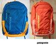 PATAGONIA(パタゴニア)Kids' Refugio Pack 15L キッズ リュック おしゃれ キッズ 男の子 女の子 かわいい 子供服