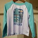 【DM便送料無料】PATAGONIA(パタゴニア) Baby Capilene Daily Crew (80-110) ラッシュガード 長袖 おしゃれ ベビー ...