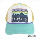 PATAGONIA(パタゴニア)Kids' Interstate Hat メッシュキャップ(53-58)  CAP おしゃれ