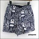 PATAGONIA(パタゴニア)BABYBaggiesShorts(80-110) サーフショーツ水着おしゃれキッズ男の子かわいい子供服