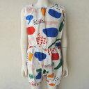 【SALE 50%OFF】BOBO CHOSES(ボボ ショセス) Waistband romper Matisse ロンパース (90-150) おしゃれ キッズ 女の子 かわいい 子供
