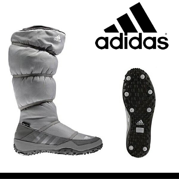 Adidas sneakers boots Lady's adidas aidlibria パデッドブーツ U42680 ladies sneaker boots sale deep-discount ●[ fs3gm]