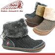 インディアン ブーツ レディース ボア付きショートブーツ Indian [ID-1237A] インディアンモトサイクル ●【MIMI-08lnpd】 送料無料 ショート BOOTS