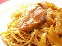 三重県の和豚「山越養豚」のばら肉を、じっくり、トロトロとなるまでやわらかく煮込みました。三重県産豚とトマトのパスタソース