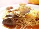 新鮮な国産あさりを使用したこの季節だけのパスタソース【パスタソース】ボンゴレロッソ(あさりのトマトソース)