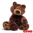 フィルビンベア チョコレート Philbin Bear L【...