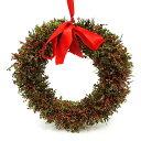 ホーリーリースクリスマス Christmas Xmas インテリア おしゃれ ギフト プレゼント リース 玄関 #H180604