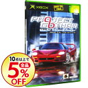 【中古】Xbox Project Gotham:World Street Racer