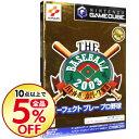 【中古】GC THE BASEBALL2003 バトルボールパーク宣言パーフェクトプレープロ野球