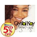 楽天ネットオフ楽天市場支店【中古】Crystal Kay/ 【CD+DVD】Crystal Style(クリスタイル)