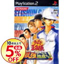 【中古】PS2 テニスの王子様 最強チームを結成せよ! コナミ殿堂セレクション