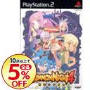 【中古】PS2 サモンナイト4