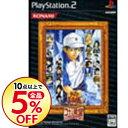 【中古】PS2 テニスの王子様−Kiss of Prince−Ice Version コナミ殿堂セレクション