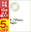 其它 - 【中古】If...!?|Rainy Night / JUNSU from 東方神起