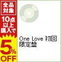 【中古】【CD+DVD】One Love 初回限定盤 / 嵐...