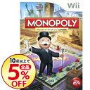 【中古】Wii MONOPOLY
