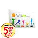 【中古】Wii 【バランスボード・バランスボード説明書同梱】Wii Fit Plus (バランスWi