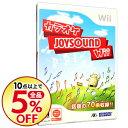 【中古】Wii カラオケ JOYSOUND Wii(ソフト単品)