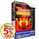【中古】Wii 【USBマイク同梱】カラオケJOYSOUND Wii SUPER DX マイクDXセット ※オンラインサービス終了