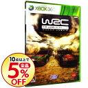 【中古】Xbox360 WRC-FIA World Rally Championship-