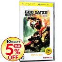 【中古】PSP GOD EATER BURST(ゴッドイーターバースト) PSP the Best