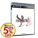 【中古】PS3 ファイナルファンタジーXIII?2 (FF13-2)
