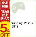 【中古】PS3 Winning Post 7 2013