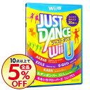 【中古】Wii U JUST DANCE Wii U...